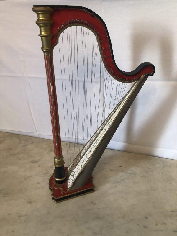 jouet harpe