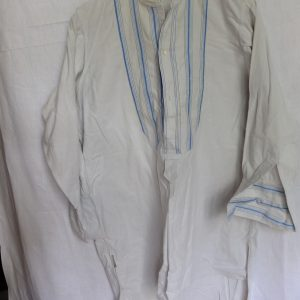 Chemise ancienne d'homme