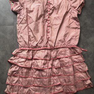 Robe d'enfant rose
