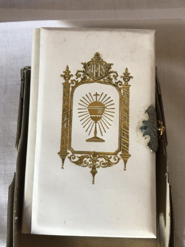 Livre de prière espagnol AL CIELO