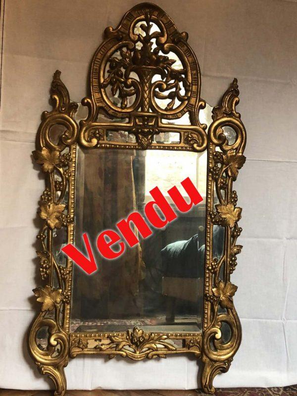 Miroir provençal