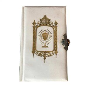 Livre de prière Al Cielo en espagnol