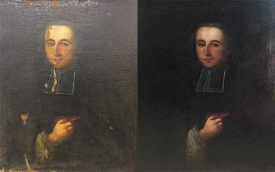Restauration de tableaux et objets d'art : le talent de Sophie de Lamar
