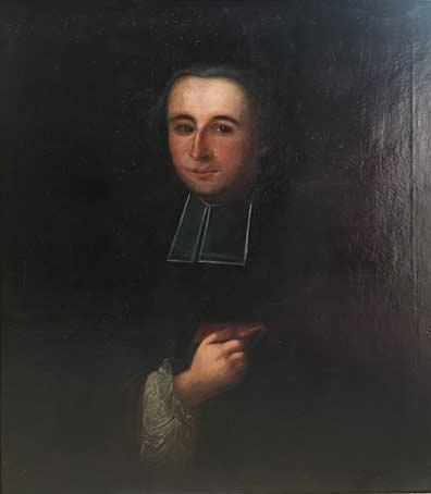 Un tableau ancien après restauration
