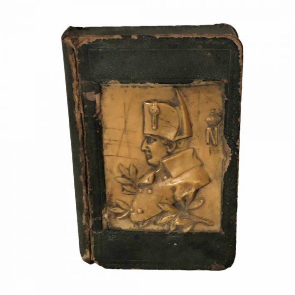 Boite faux livres Bonaparte
