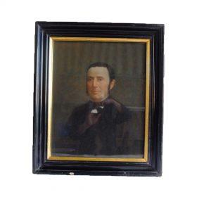 Pastel d'homme Napoléon 3