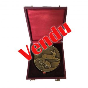 Médaille en bronze