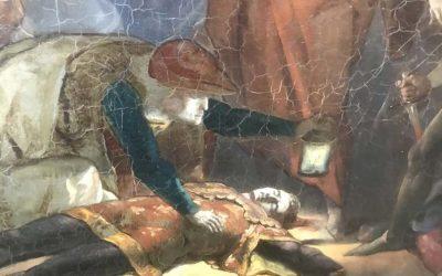 Histoire d'un tableau : l'assassinat du Duc d'Orléans – Louis 1er d'Orléans – Duc d'Orléans