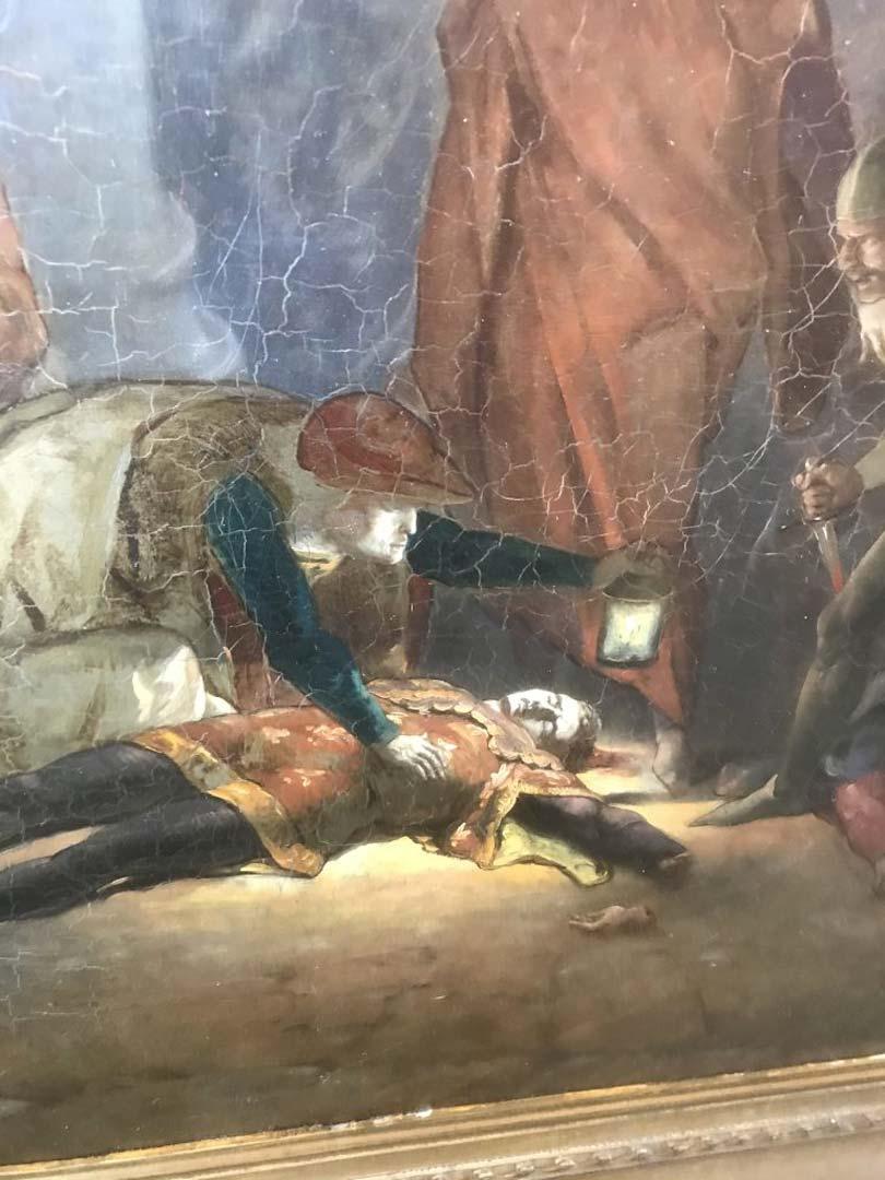 détail du tableau assassinat orléans