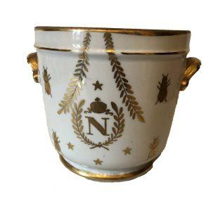Cache-pot - antiquités - brocante