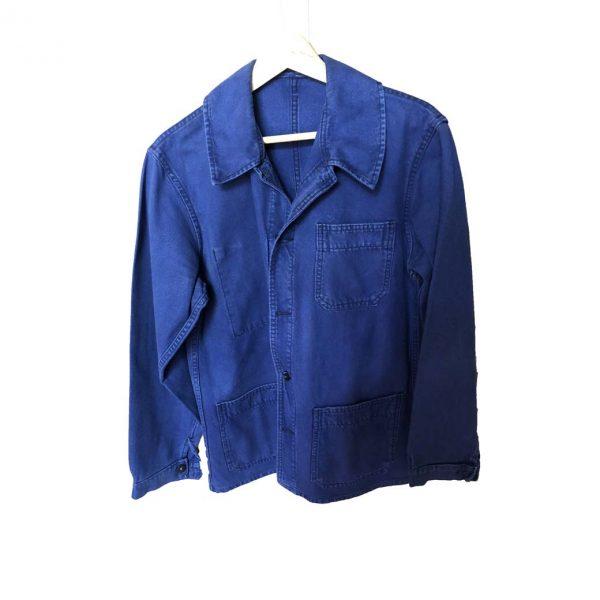Veste bleu de travail