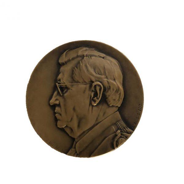 Médaille en bronze Jean Dulac